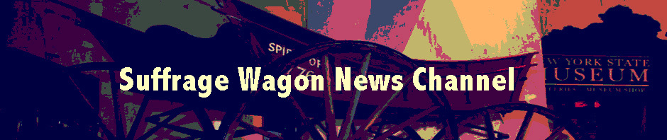 Suffrage Wagon News Channel