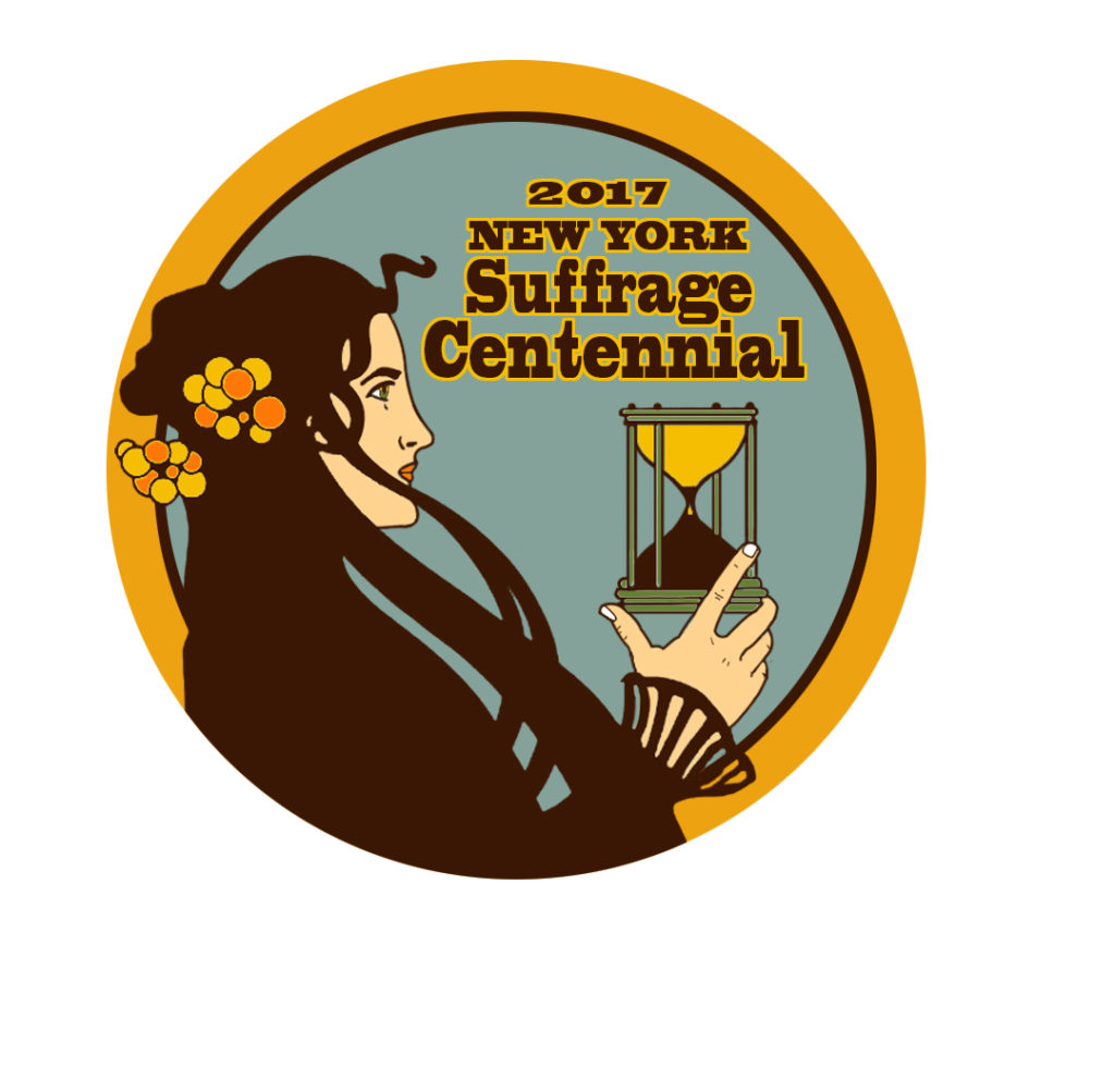 New York State suffrage centennial