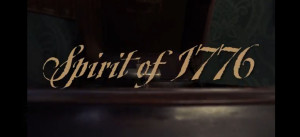 """Spirit of 1776"" music video"