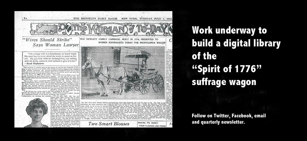 """Spirit of 1776"" digital library"