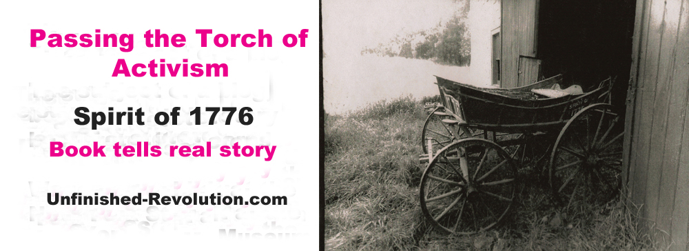 Suffrage Wagon News